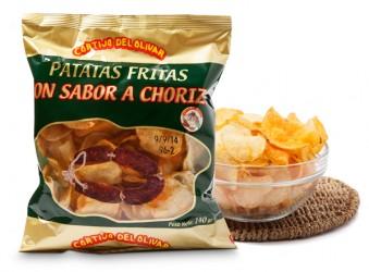 patatas-fritas-chorizo